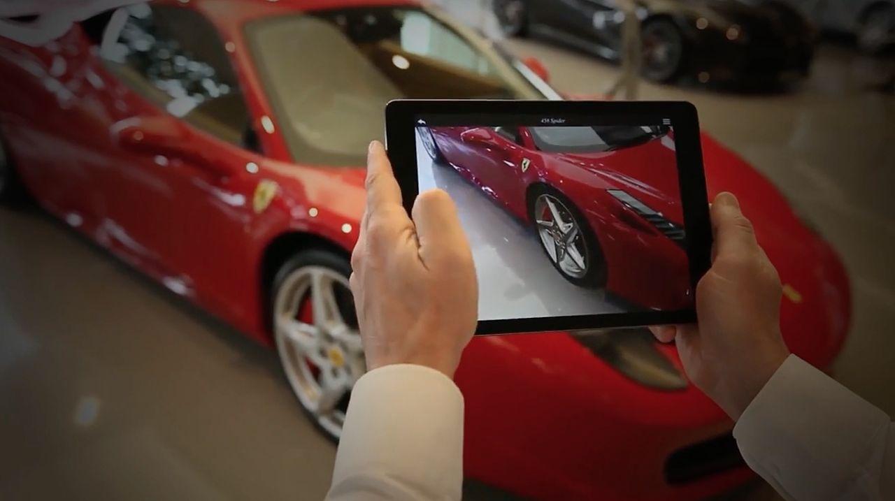 增强现实/虚拟现实AR/VR展示系统